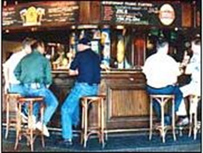 İngiliz barları mikrop yuvası